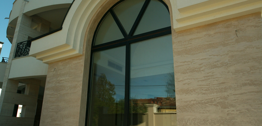 Različiti oblici prozora